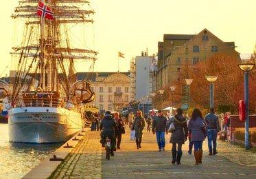 Дания - страна