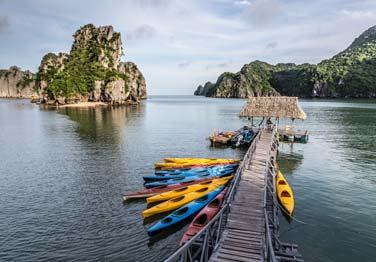 Остров Катба, Вьетнам