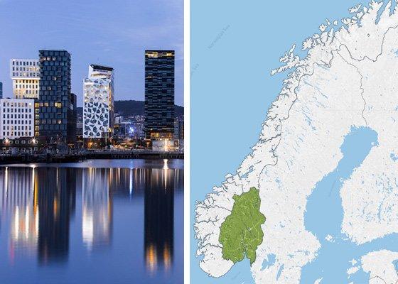 Осло и Восток Норвегии