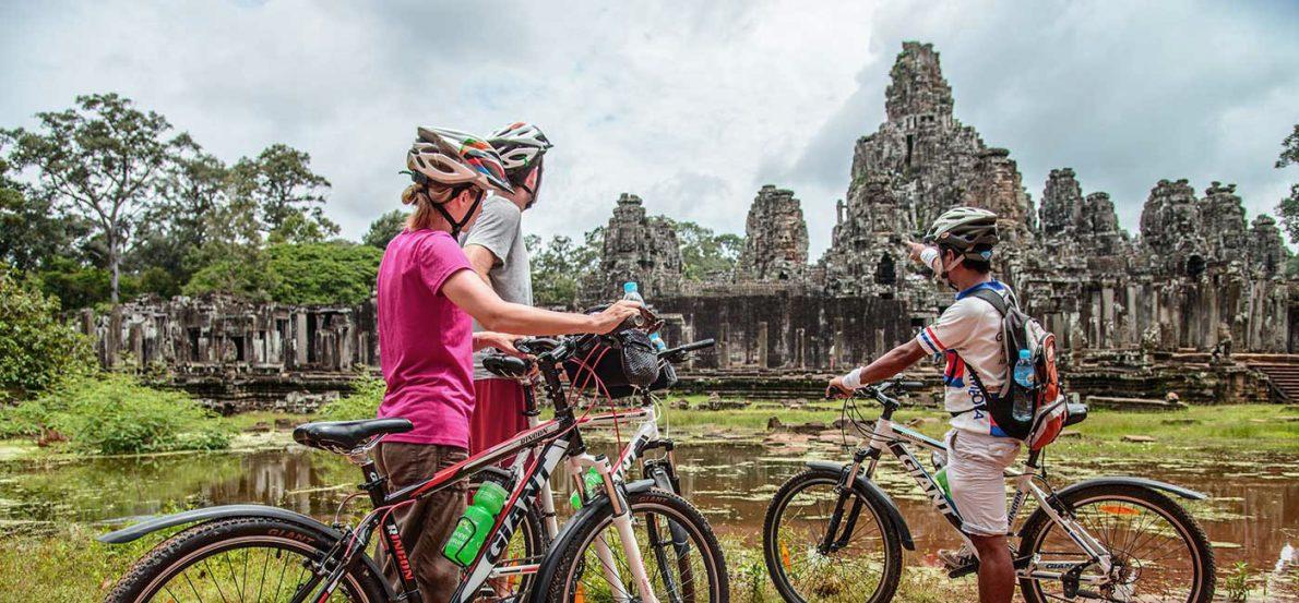 3 лучшие комбинации путешествий Таиланд - Камбоджа