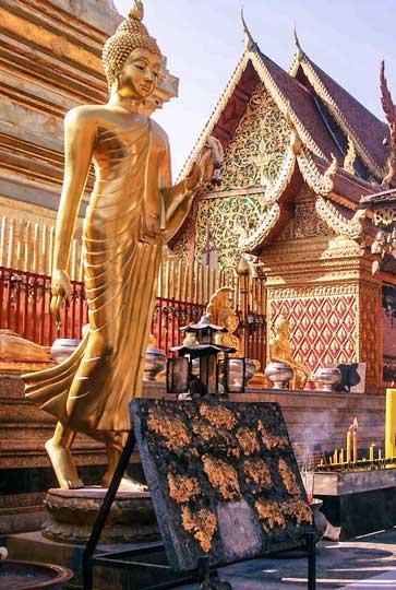 Храм Дой Сутеп, Чианг Май