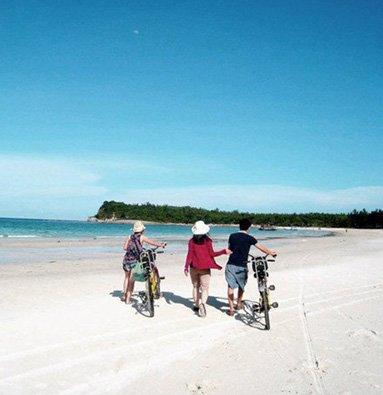 островa Вьетнама