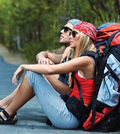 Бекпекинг или путешествия с рюкзаком