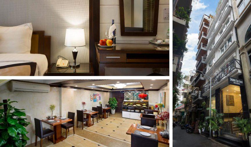 Гостиницы в Ханое