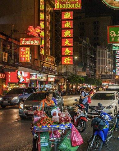 Китайский квартал в Бангкоке