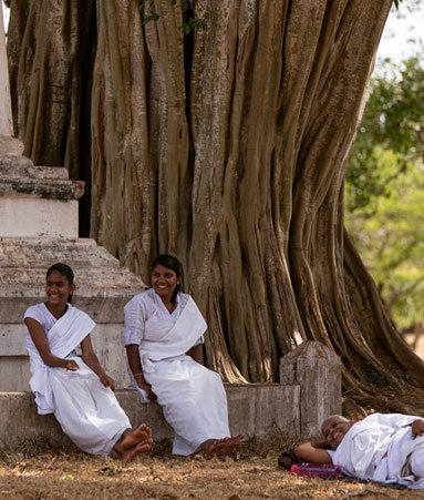 Анурадхапура - самостоятельное путешествие