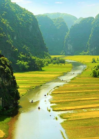 3 лучших маршрута по Вьетнаму для путешествий весной и летом