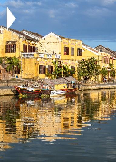 Хойан - красивый город в сердце Вьетнама