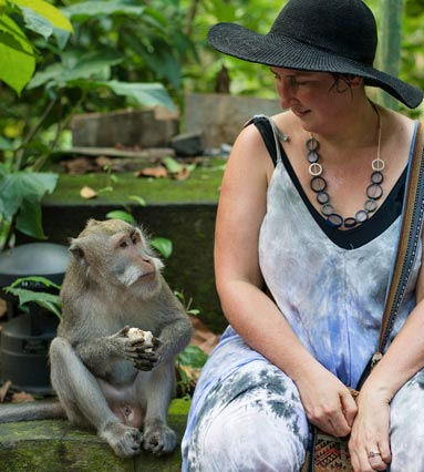 Monkey Forest - блоги о путешествиях