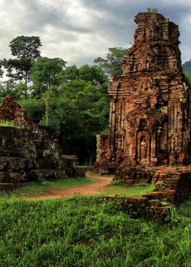 Мишон - священная земля индуизма