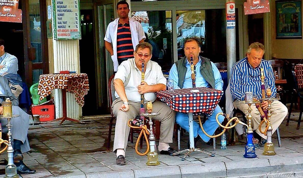 Курение кальяна в Турции - блоги