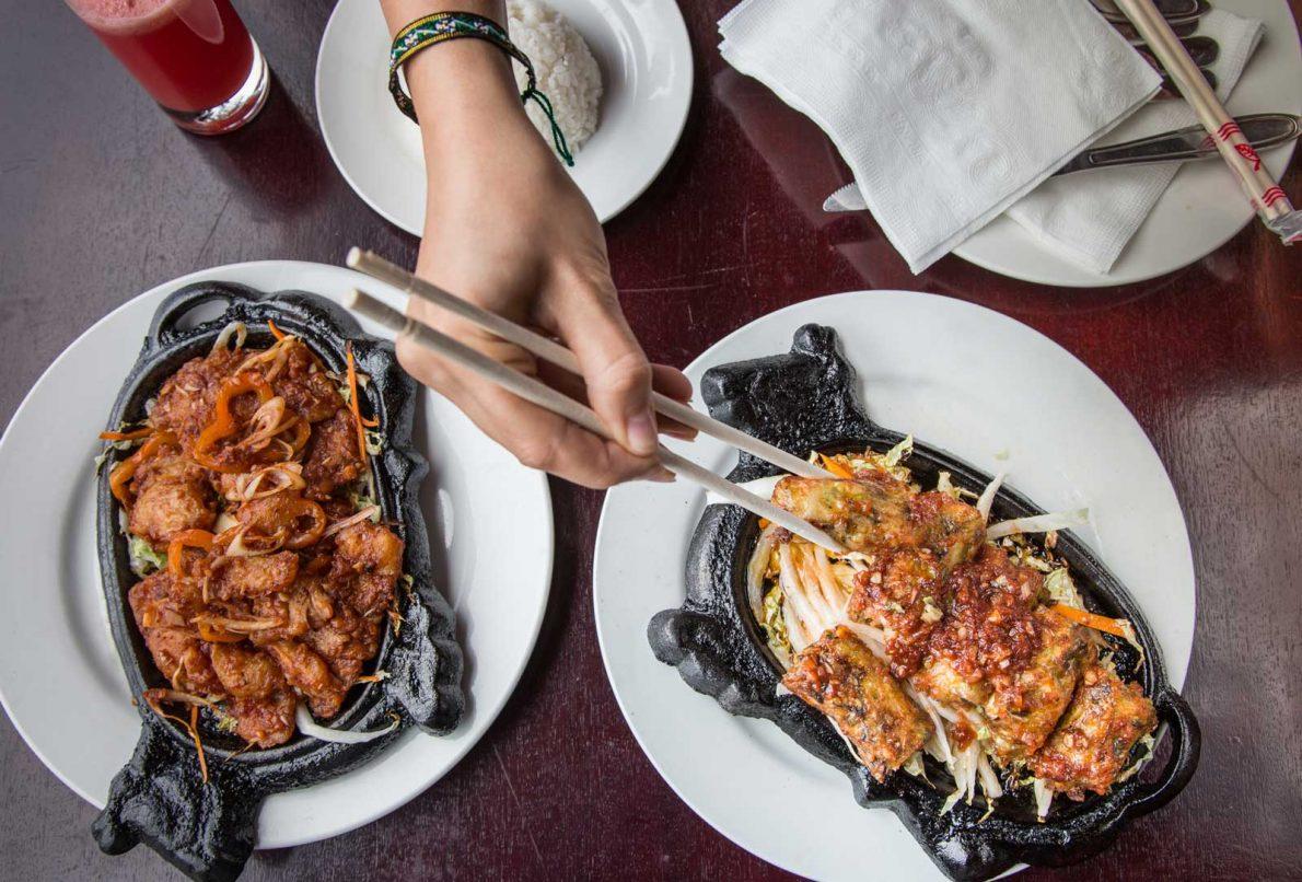 Север Вьетнама - еда в путешествии