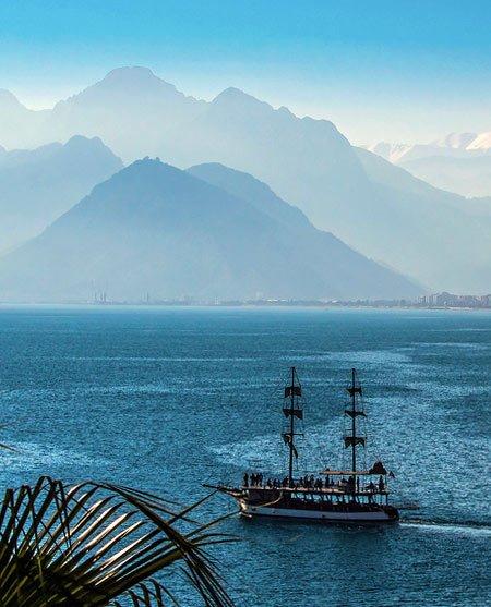 Анталья - самостоятельное путешествие