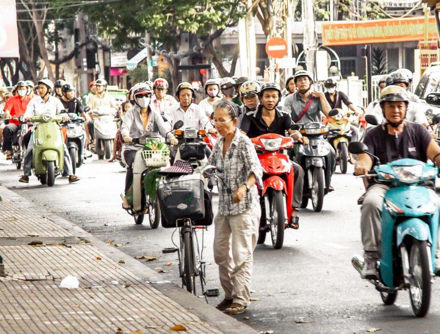 Вьетнам, Хошимин