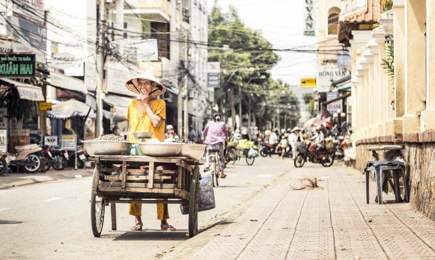 Вьетнам, Дельта Меконга