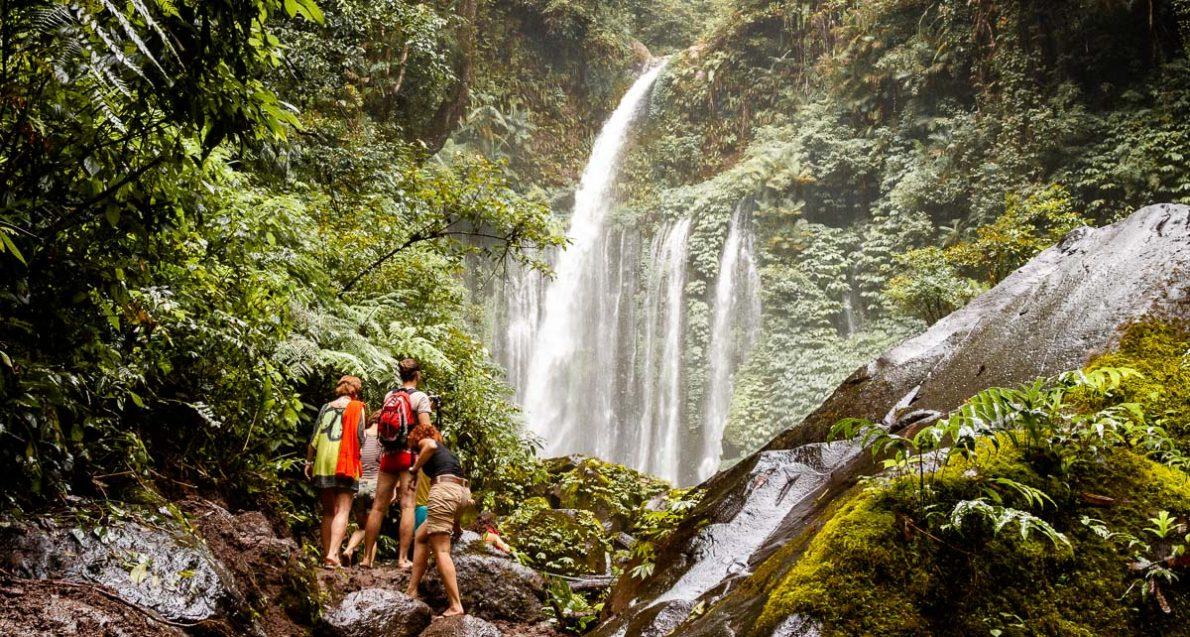 Индонезия, остров Ломбок