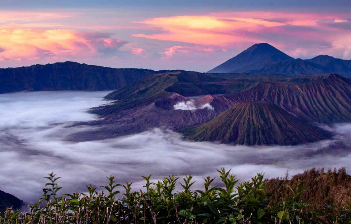 Индонезия, остров Ява