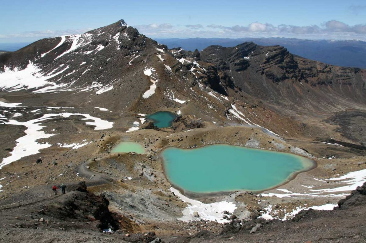 Новая Зеландия, Тонгариро
