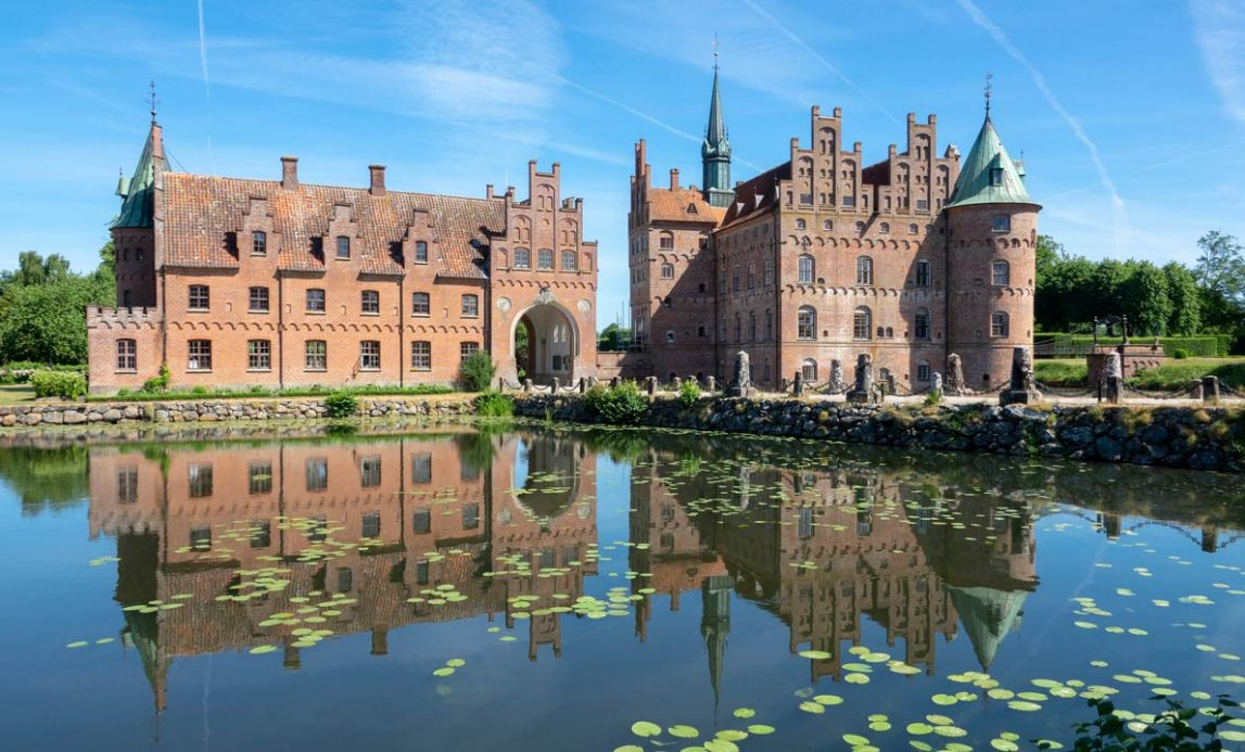 Дания - самостоятельное путешествие