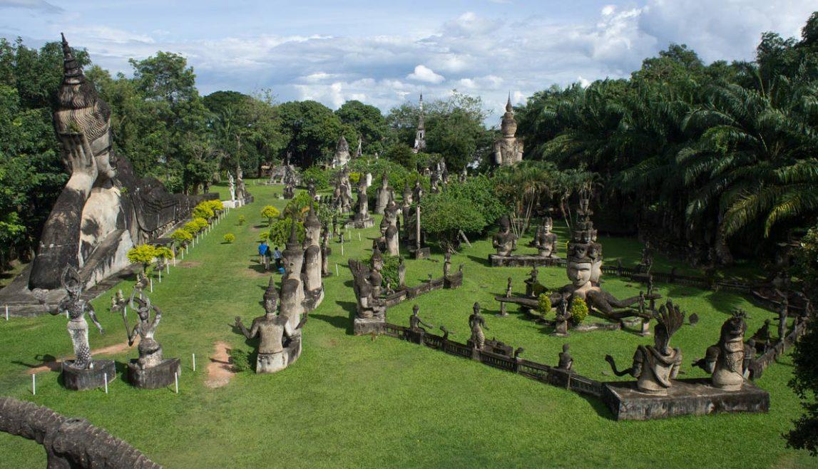Лаос - путеводитель