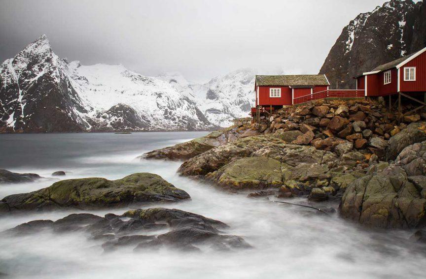 Лофотены, Норвегия