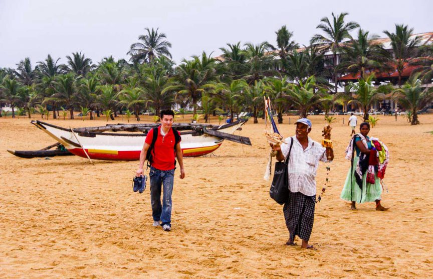Негомбо, Шри Ланка