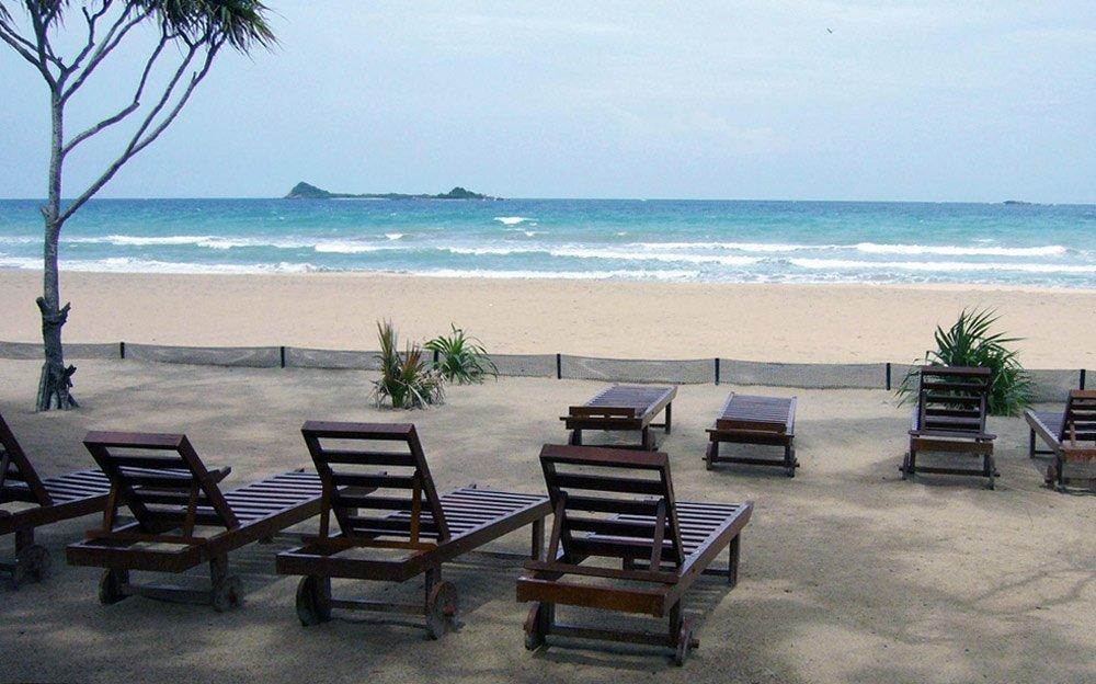 Восточное побережье Шри Ланки