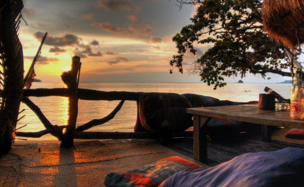Восточное побережье Таиланда