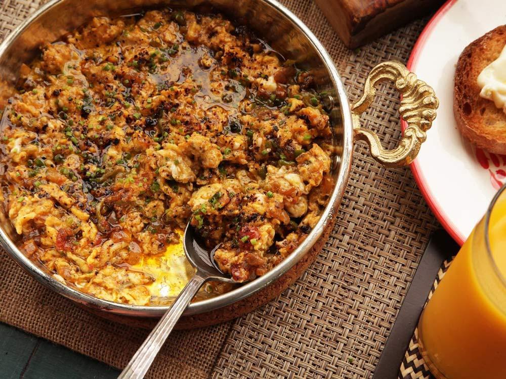Менемен, турецкая кухня
