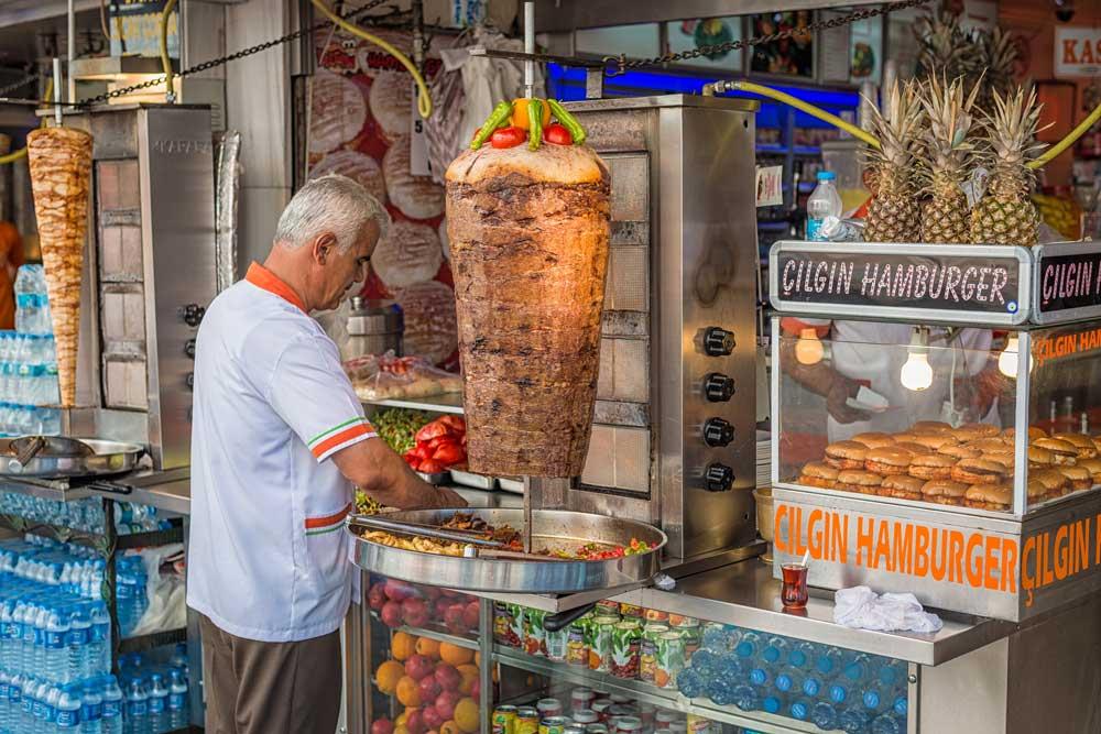 Кебаб, Стамбул