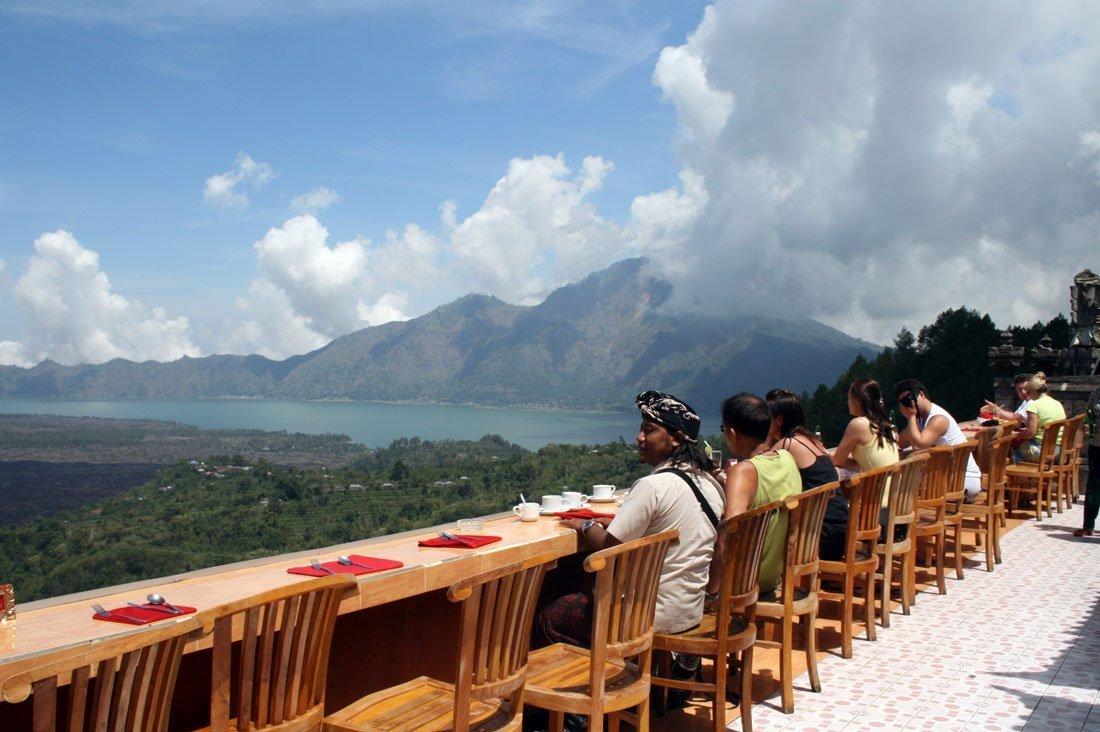 Кинтамани, остров Бали