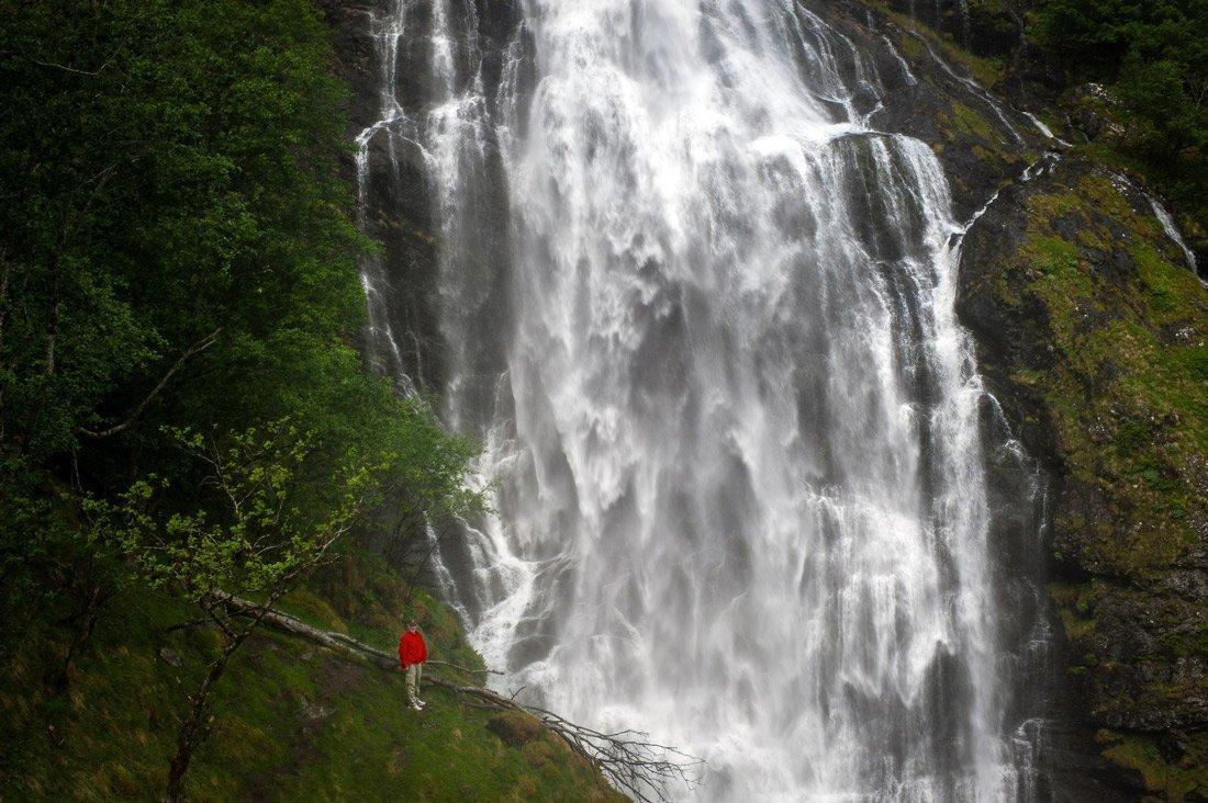 3-4 дня на фьордах без автомобиля (из Берген или Осло)