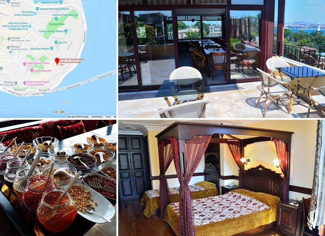 Завтрак с видом на Босфор: 22 гостиницы Стамбула с террасами на крышах