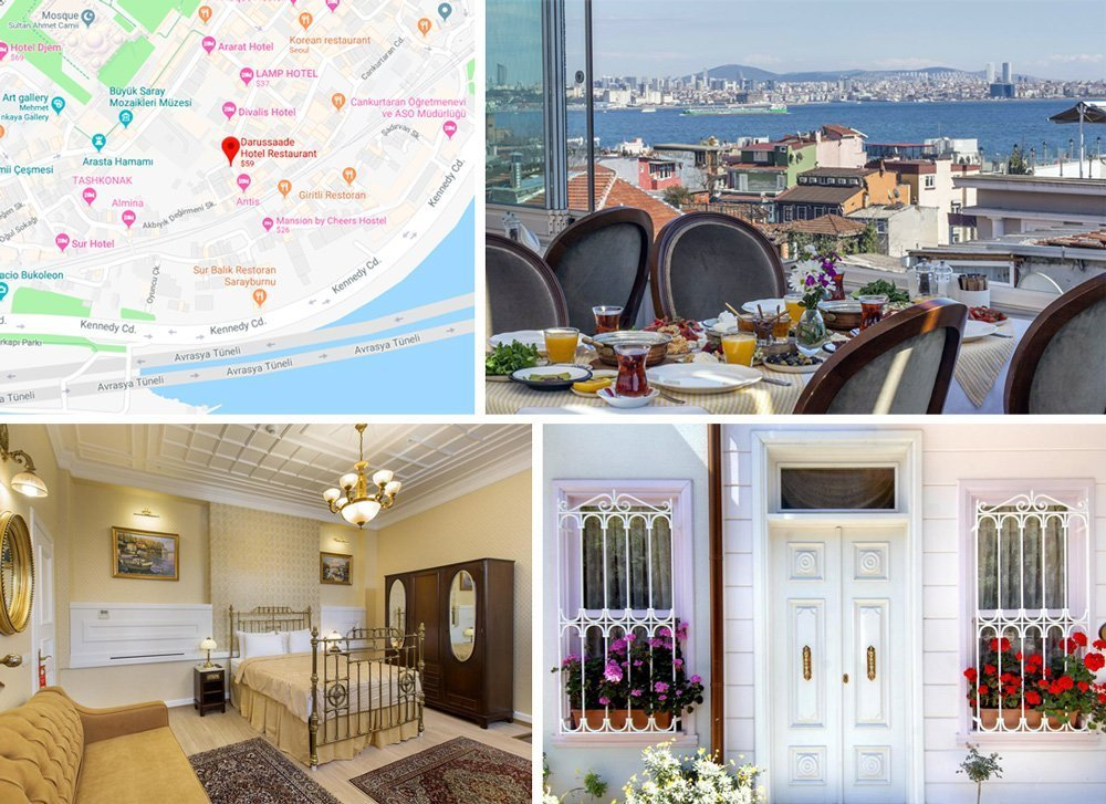 Darussaade Istanbul Hotel