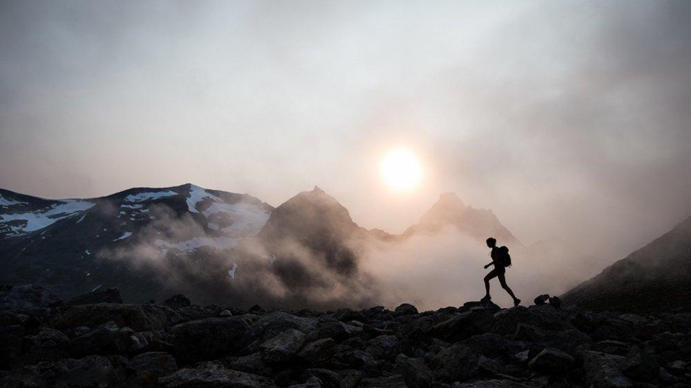 Треккинг в горах