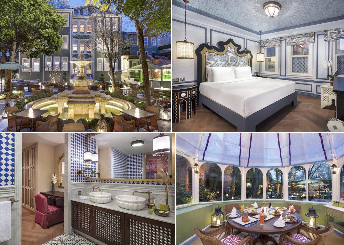 Hagia Sofia Mansions