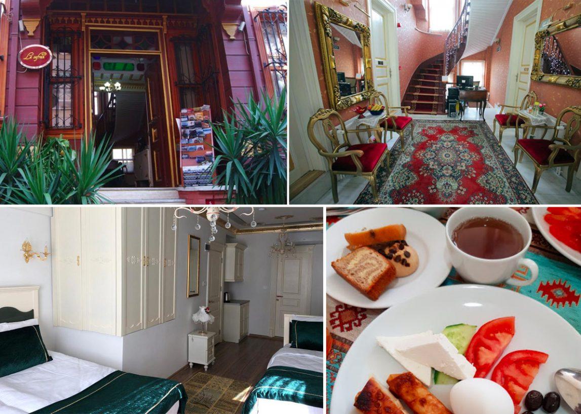 Le Safran Suite Hotel