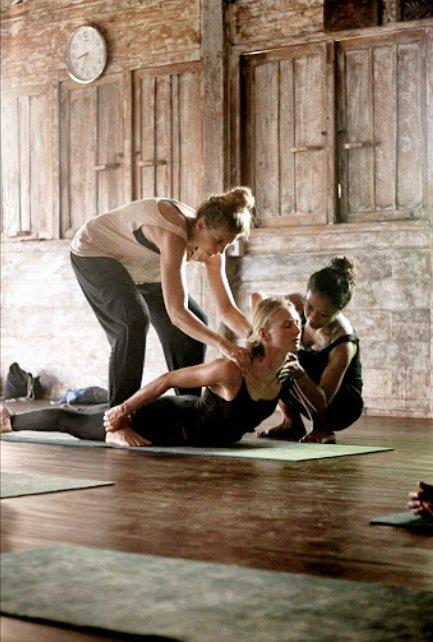 Йога - класы и ретриты - Чангу