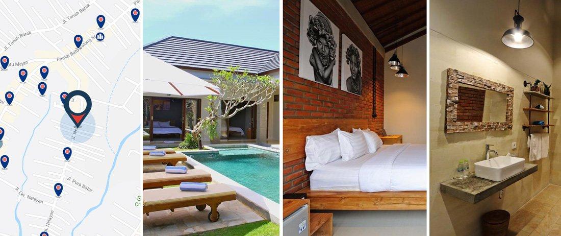 The Daun Bali - Чангу