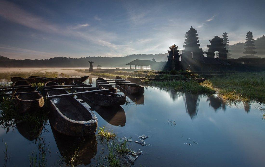 Озеро Тамблиган