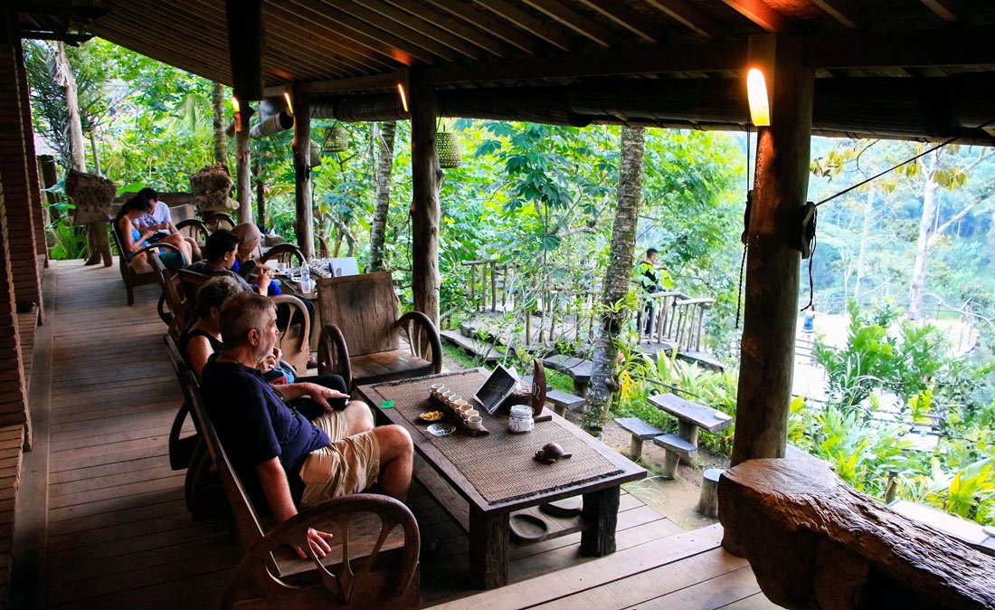 Кофейная плантация Bali Pulina