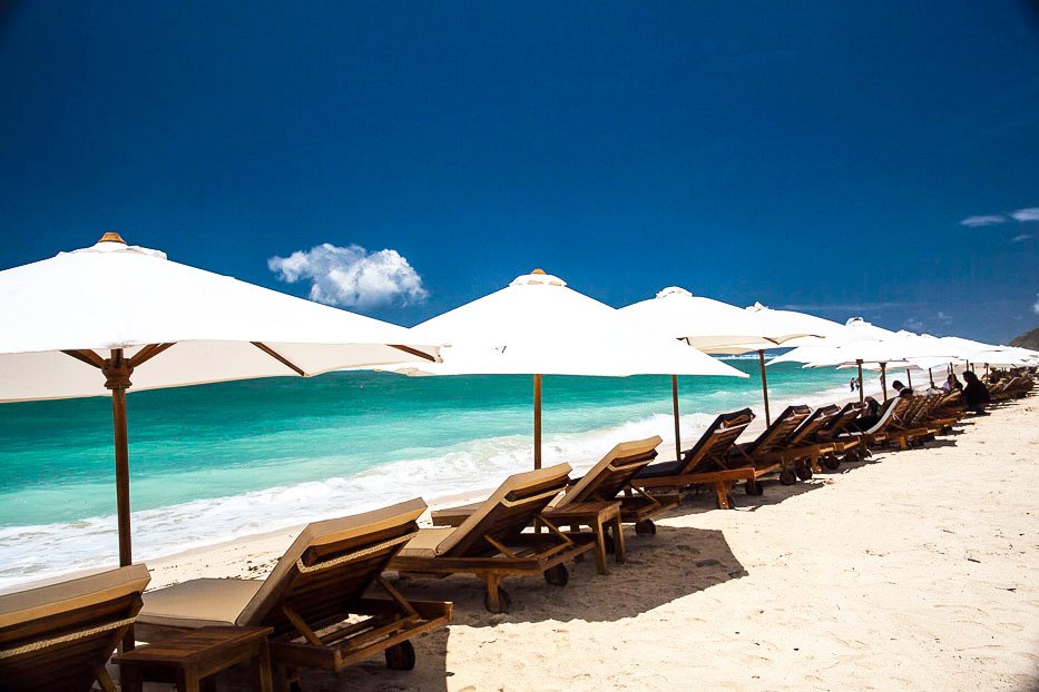 Пляж Пандава (Pandawa)