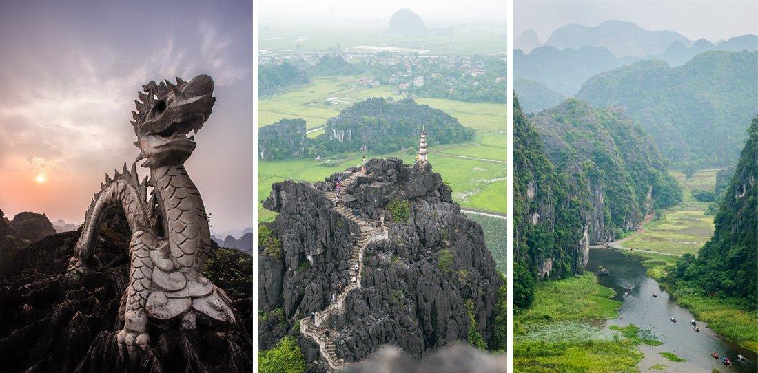 Вьюпойнт Hang Mua Peak
