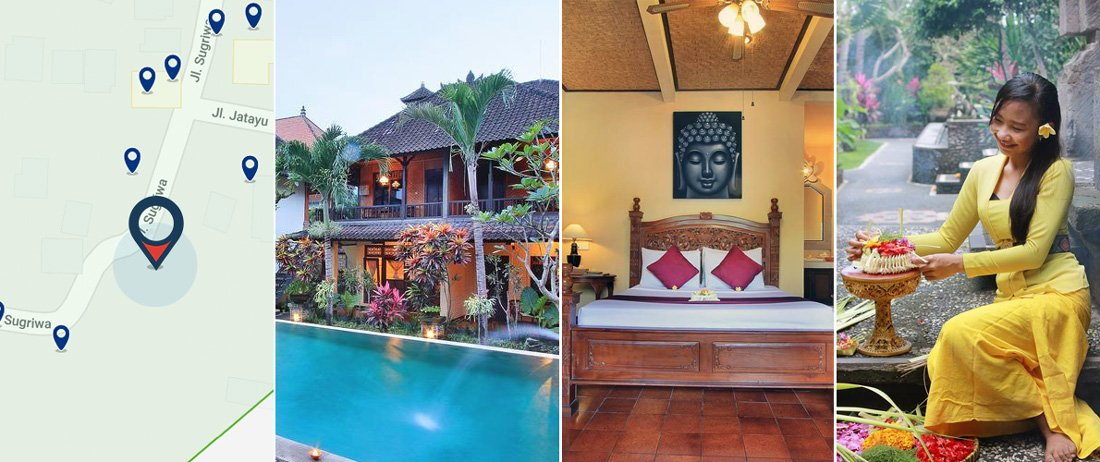 Ubud View Bungalow