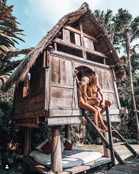 Гостиницы Бали