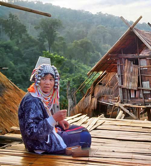"""5 """"северных"""" маршрутов по Таиланду, которые отлично комбинируются с отдыхом на островах"""