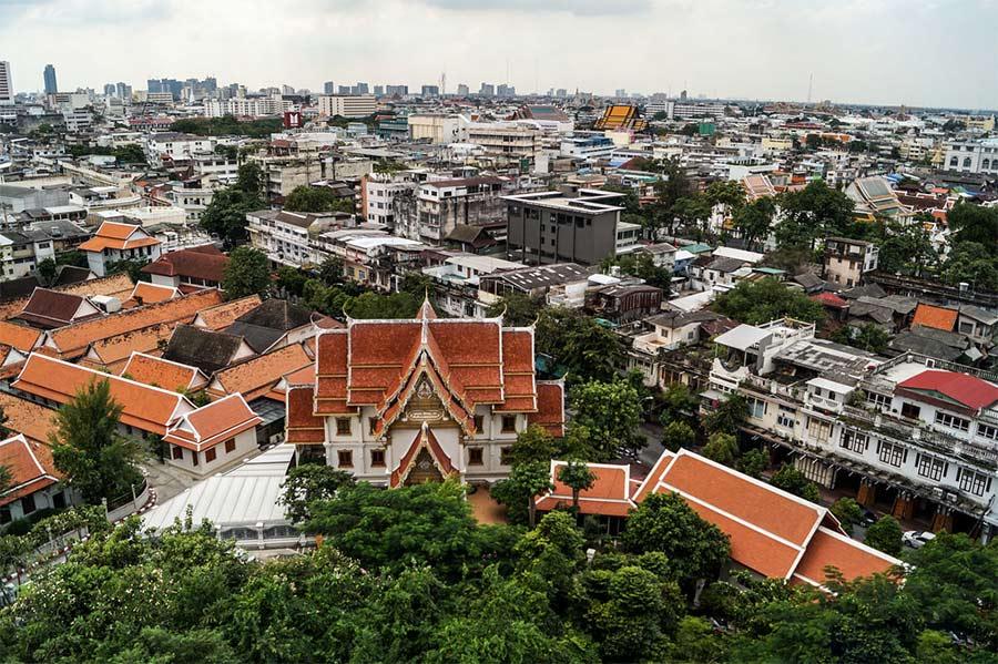 Бангкок - старый город