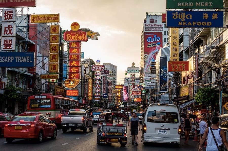 Китайский квартал, Бангкок
