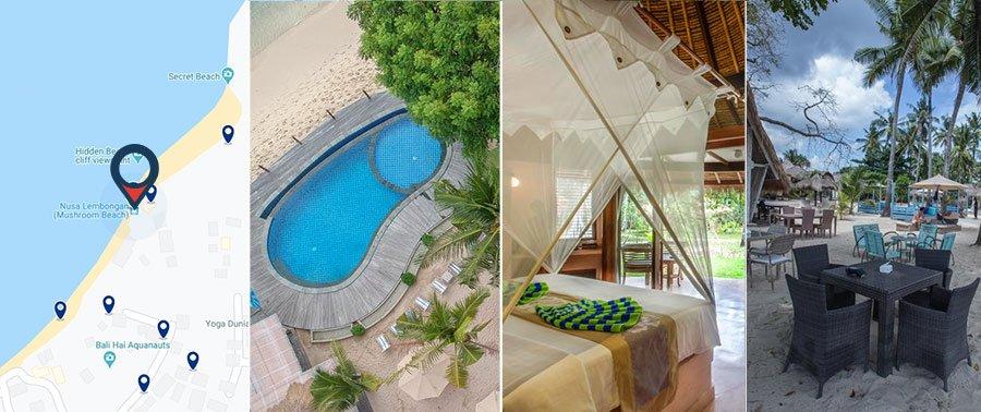 Le Nusa Beach Club